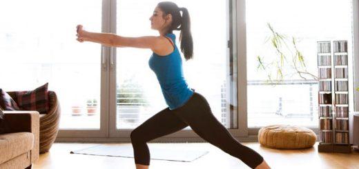 hacer ejercicios en tu departamento