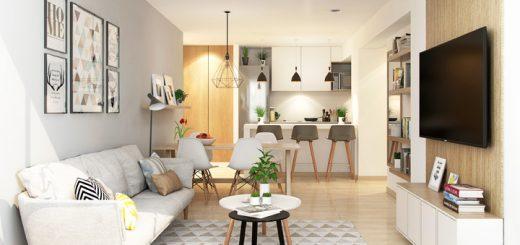 aprovechar espacios departamento pequeno