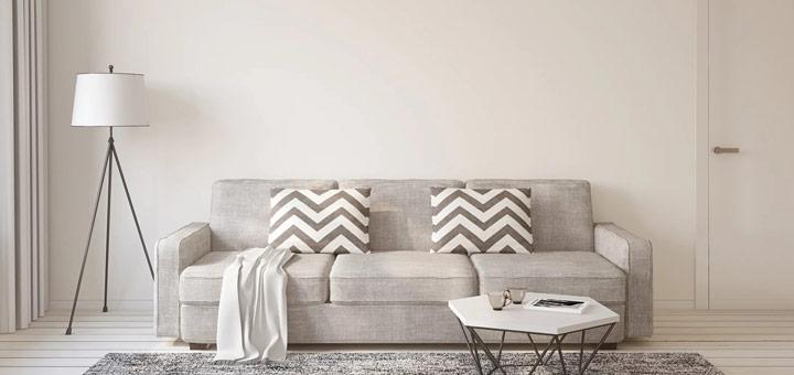 decoracion minimalista departamentos colores neutros