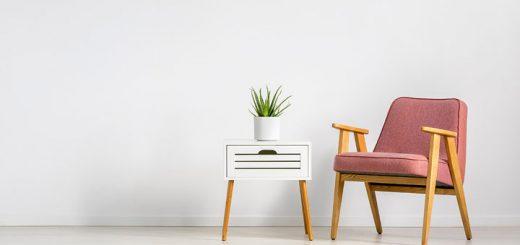 decoracion minimalista tendencia departamentos