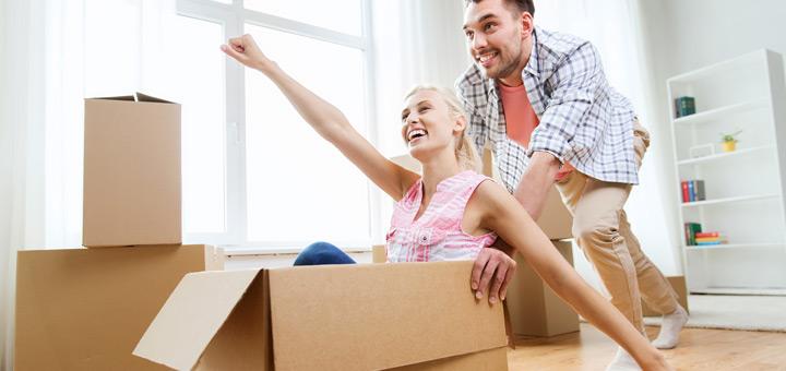 triada recien casados comprar primer departamento