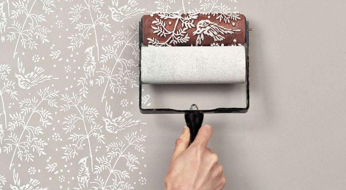 triada pintura o papel tapiz para decoracion de tu departamento