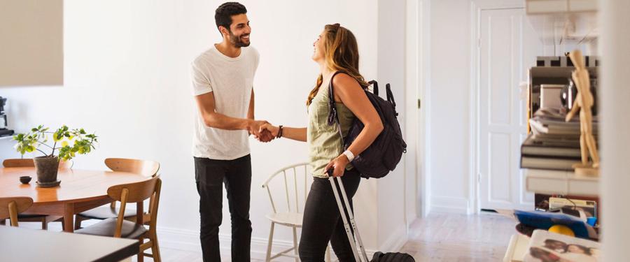airbnb obtener ganancias departamento nuevo huespedes