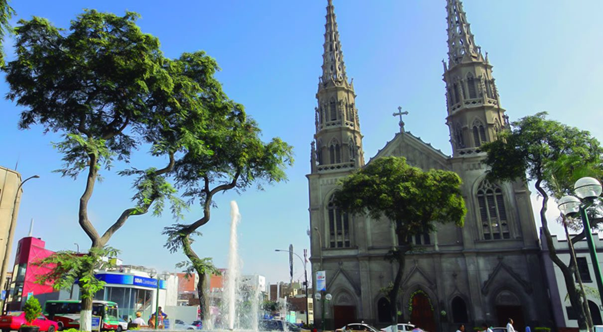 triada mejores parques jesus maria visitar