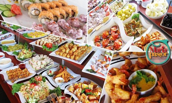 Jesus Maria buffet