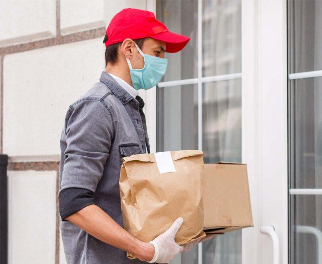 delivery covid