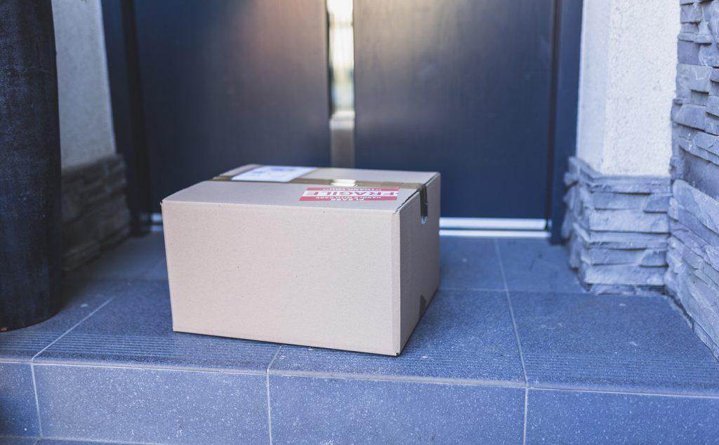 delivery caja
