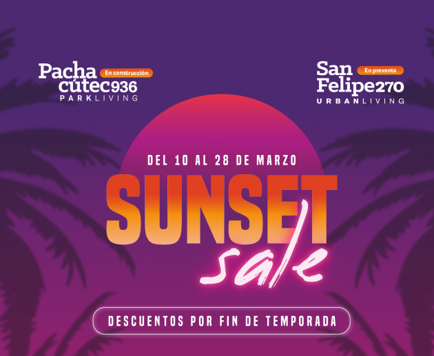 sunset sale